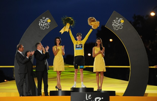 Tour de France 2015 - Corporate hospitality a Parigi