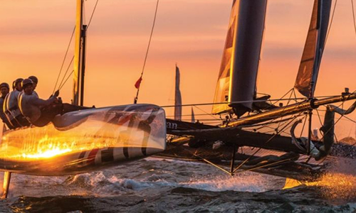 Portsmouth - America's Cup World Series  2015
